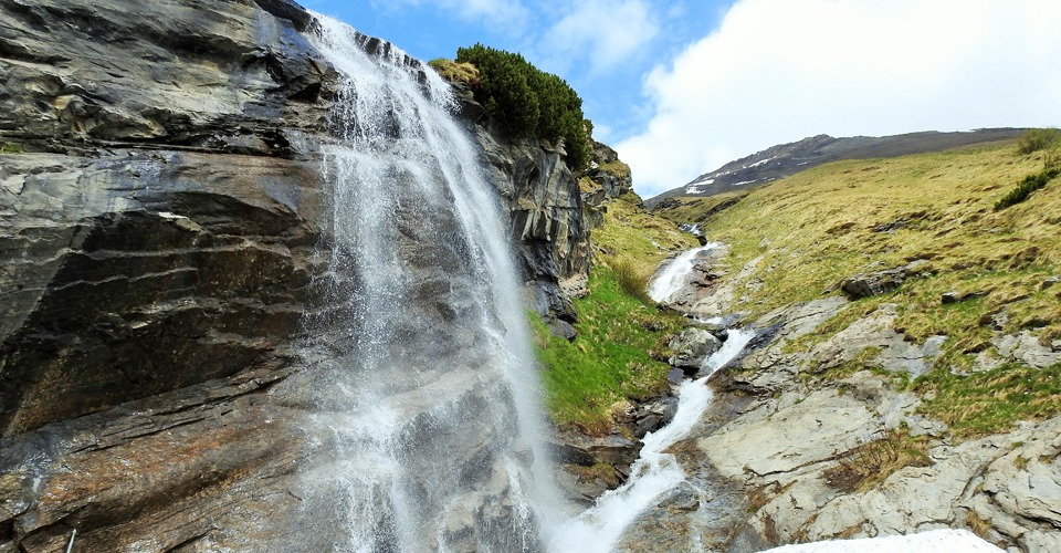 Grossglockner-waterfall