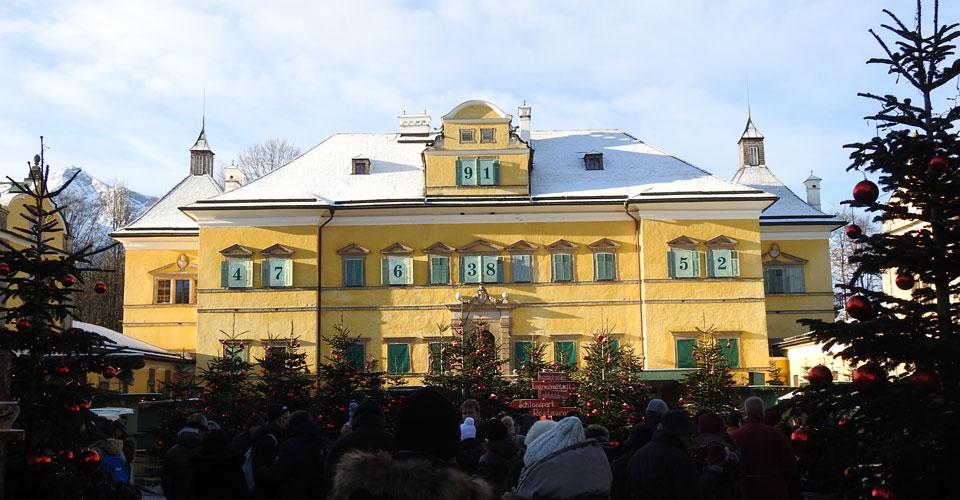 Hellbrunn Advent calender